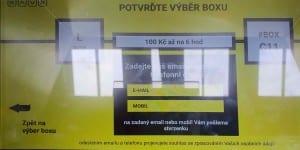 Travel box Praha