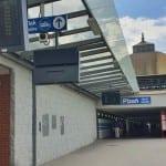 Plzeňský autobusový terminál Hlavní nádraží