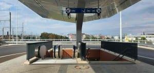 Autobusový terminál hlavní nádraží