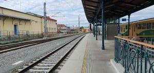 12.nástupiště v Plzni