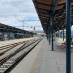 Plzeňské 11.nástupiště