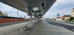 Terminál hlavní nádraží Plzeň
