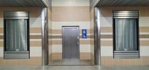 Výtahy Plzeň hlavní nádraží