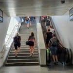 Podchod pod plzeňským nádražím