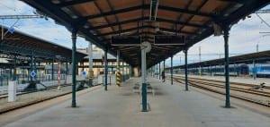 Plzeň hlavní nádraží