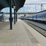 Kudy na vlak v Plzni