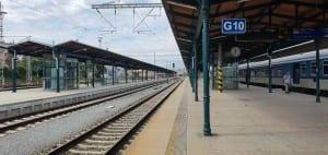 Kudy na plzeňské nádraží