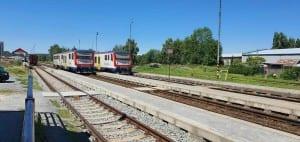 Kudy na vlak v Poličce