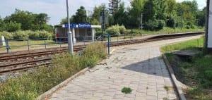 Spytihněv - 2.nástupiště