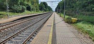 Spytihněv vlakem