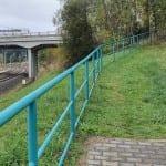 Kudy na vlak v Laštovičkách