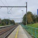 Laštovičky nádraží