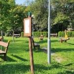 Dětské hřiště Líšný