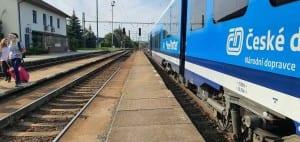 Přelouč nádraží