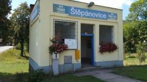 Zastávka Štěpánovice