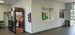 Vranovice Info centrum