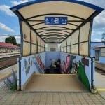 Vranovice 3. nástupiště