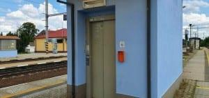 Popis nádraží Vranovice