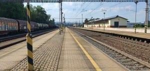 3.nástupiště Zábřeh na Moravě