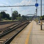 Kolej 6E v Zábřehu na Moravě