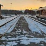 Kudy na vlak Dolní Lipka