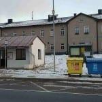 Dolní Lipka: zastávka autobusu u nádraží
