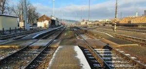 Kudy na vlak ve Ždírci nad Doubravou