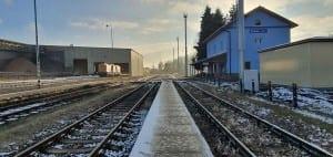 Ždírec nad Doubravou nádraží