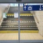 Kudy na nástupiště na nádraží v Havlíčkově Brodě