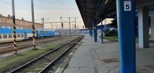 Popis nádraží v Havlíčkově Brodě