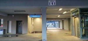Havlíčkův Brod: 5. nástupiště
