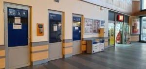 Hala nádraží v Havlíčkově Brodě