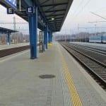 Havlíčkův Brod vlakem