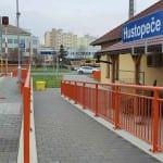 Autobusové nádraží Hustopeče u Brna