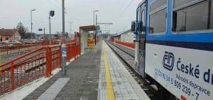 Hustopeče nádraží