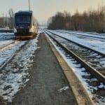 Kudy na vlak na nádraží Králíky