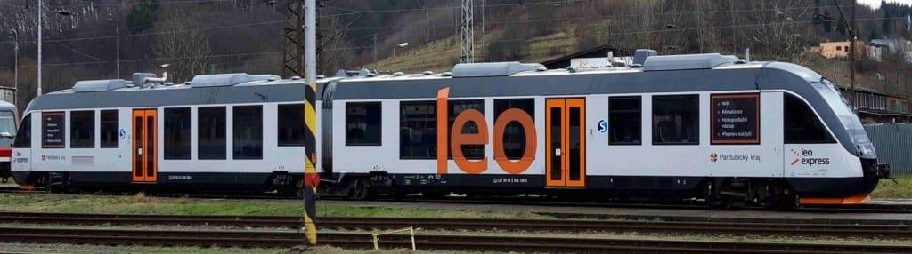 Popis vlaku Leo 846