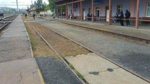 Jak se dostanu vlakem do Ostrova nad Ohří