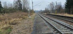 Vlakem do Přibyslavi na zastávku
