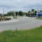 Židlochovice autobusové nádraží