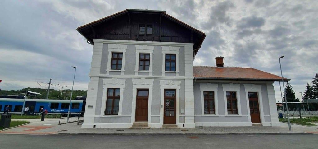 Židlochovice nádraží