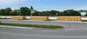 Parkování Židlochovice