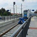 Na nádraží v Židlochovicích