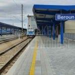 Berounské nádraží