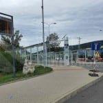 Autobusové nádraží v Berouně
