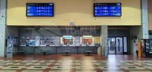 Hala nádraží v Berouně