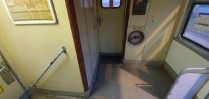 Záchod ve voze Btx 765