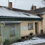 Původní nádraží v České