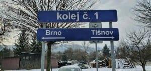 Zastávka Česká