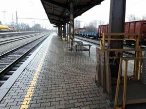 Hranice na Moravě - 3. nástupiště